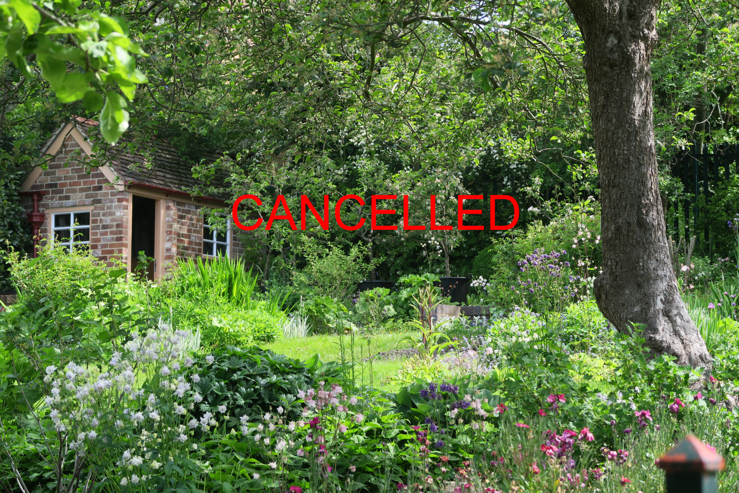 "Photography Competition 2020 ""In a Warwickshire Garden"" – Cancelled."